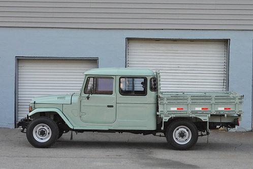 1988 Toyota Bandeirante OJ55LPBL