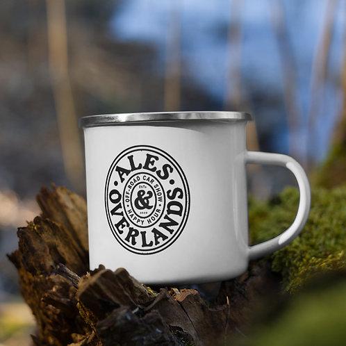 A/O Enamel Mug