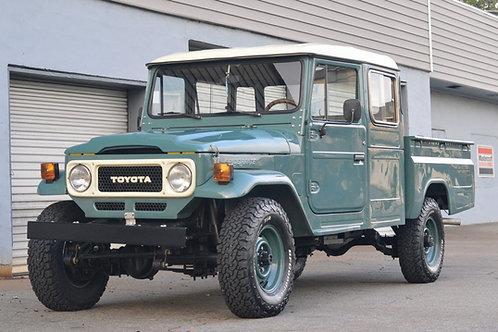 1991 Toyota Bandeirante OJ55LP-2BL