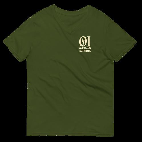 OI V-Neck T-Shirt