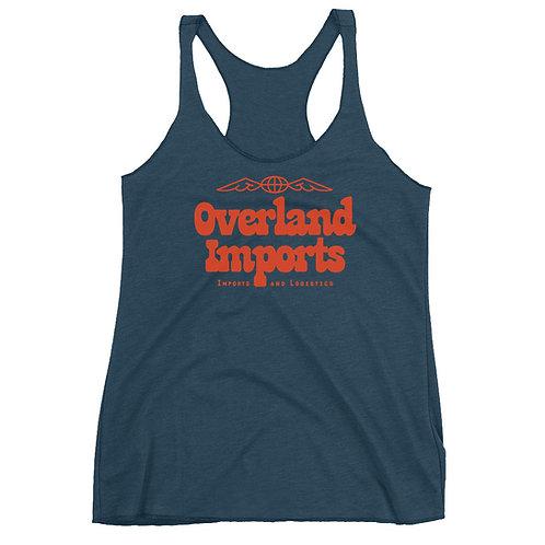 Overland Wings Women's Racerback Tank
