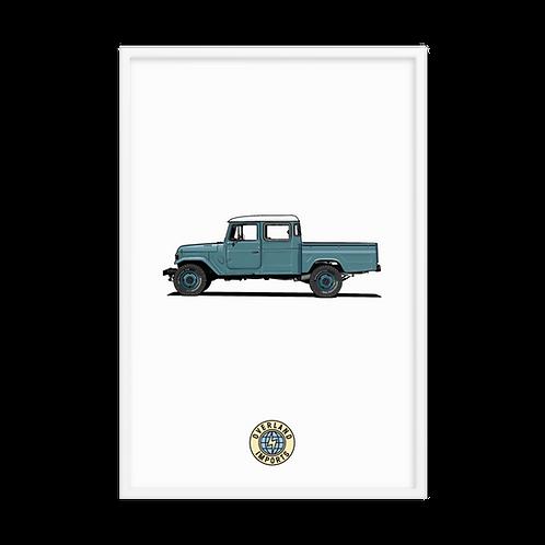 Heath Grey Double Cab Bandeirante poster