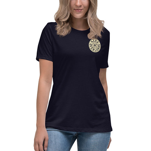 Ales and Overlands Women's Relaxed T-Shirt