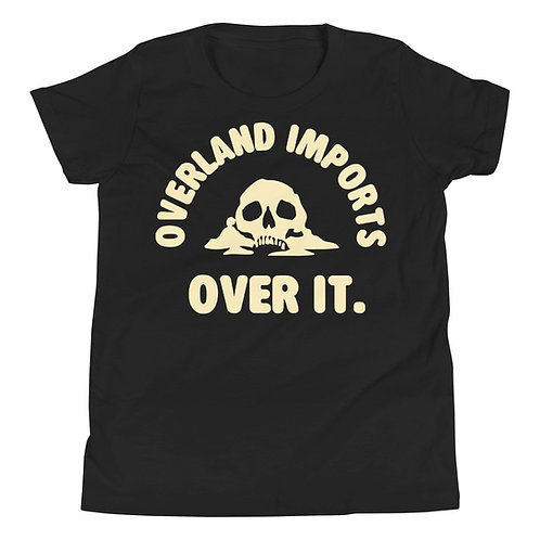 Over It Youth Short Sleeve T-Shirt