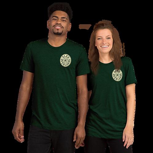 Ales and Overlands Hunter, Unisex, Short sleeve t-shirt