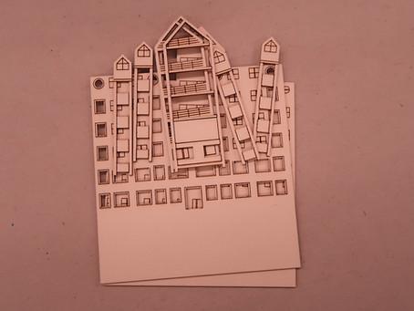 Proč děláme architektonické modely - nedělní příloha bydlení
