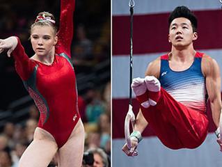 iGIANT Youth Ambassadors Respond: Gender in Gymnastics