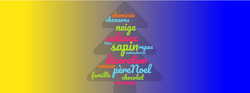 Collaborative word cloud, French Section