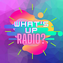 what's up radio logo_spyros_alivizatos