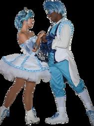 Queen of Icing & Jack Frosting - Dancers