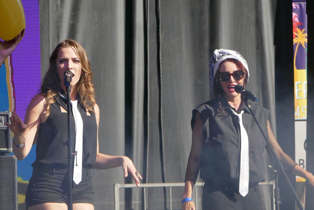 Brittnee Garza & Gretchen Bonaduce