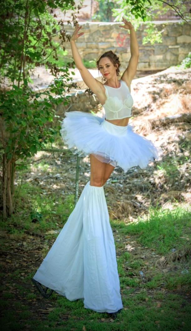 Stilt Dance
