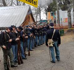 Civil War Reinactment