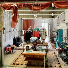 Inside of RR Ranch wear