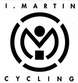 IMartin Cyclery Logo