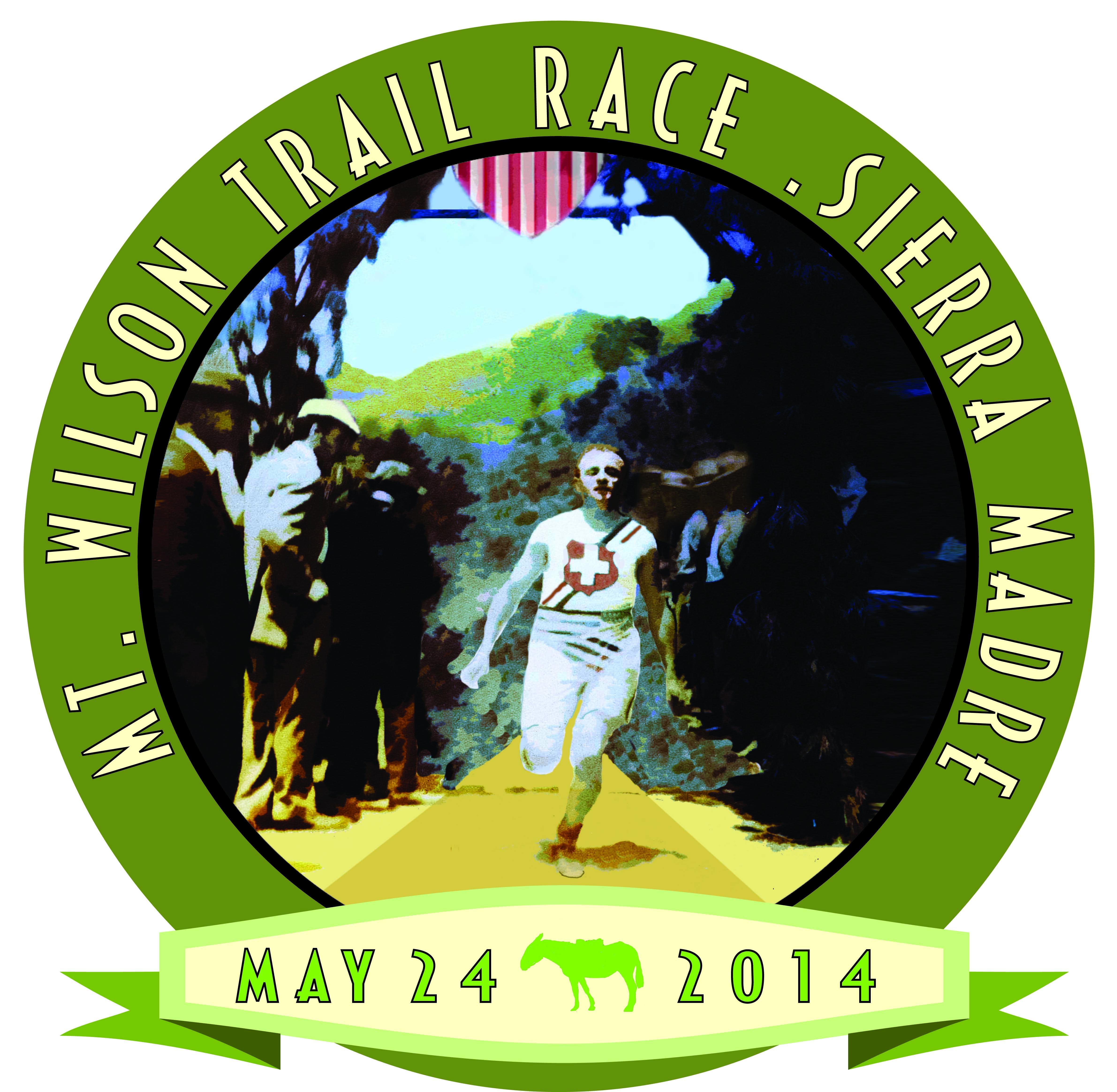 Mt.Wilson Trail Race Logo 2014