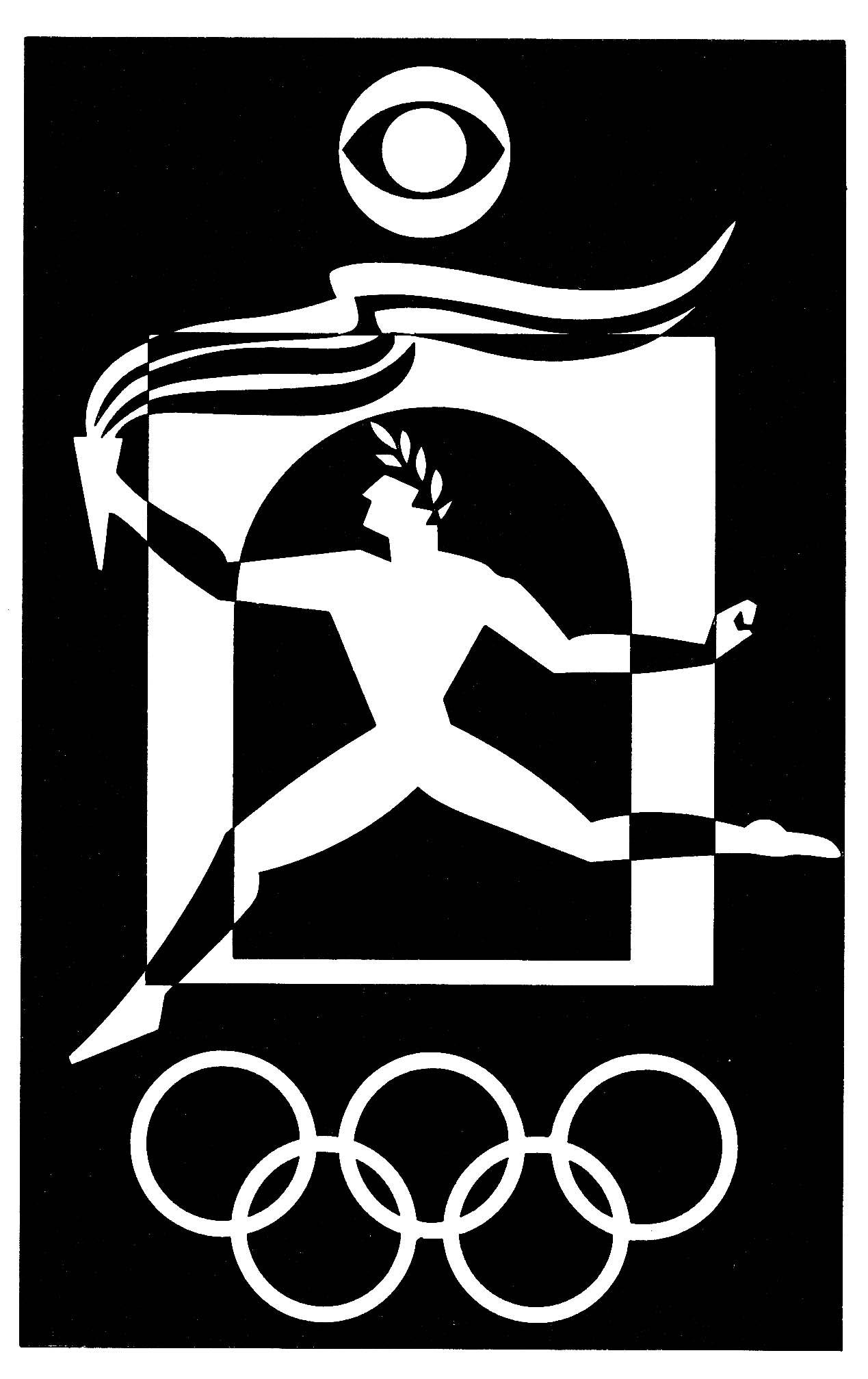 CBS_Olympics Logo