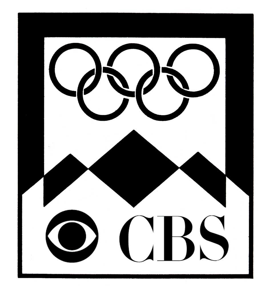 CBS Olympics Logo