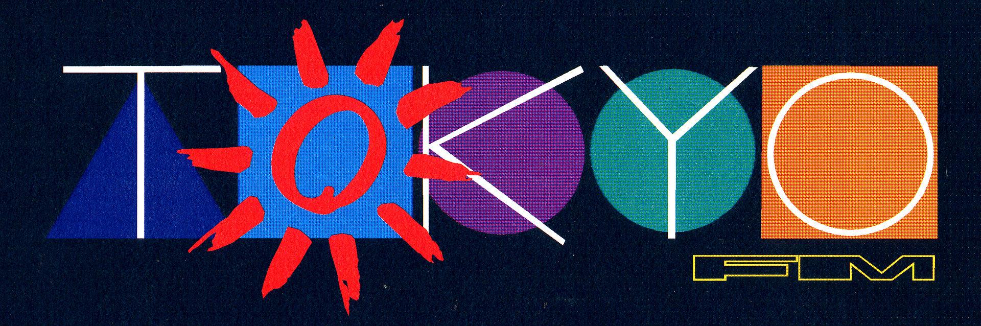 TokyoFM Japanes Radio Station Logo