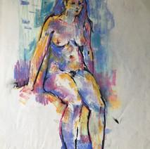 Nude Pastel 1969