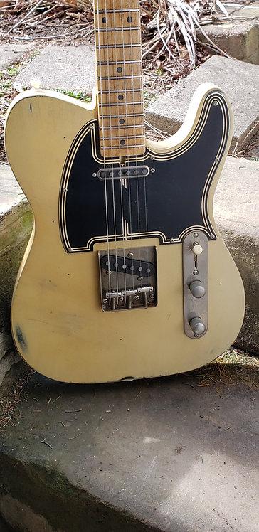Art Deco [Pickguard] Blonde Tele