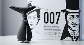美顔器007 神戸製薬 温冷美顔器