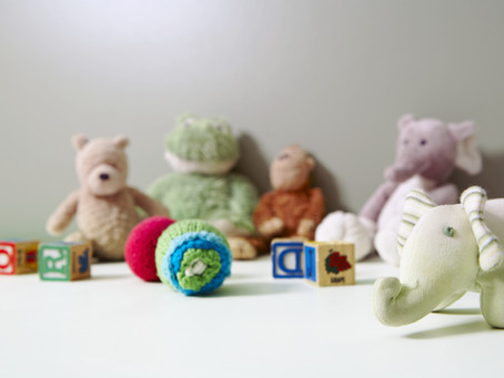 Stuffed Animal Storage ... What to Do About The Ever Expanding Stuffed Zoo