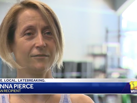 Heart transplant recipient puts gift to work as gym owner