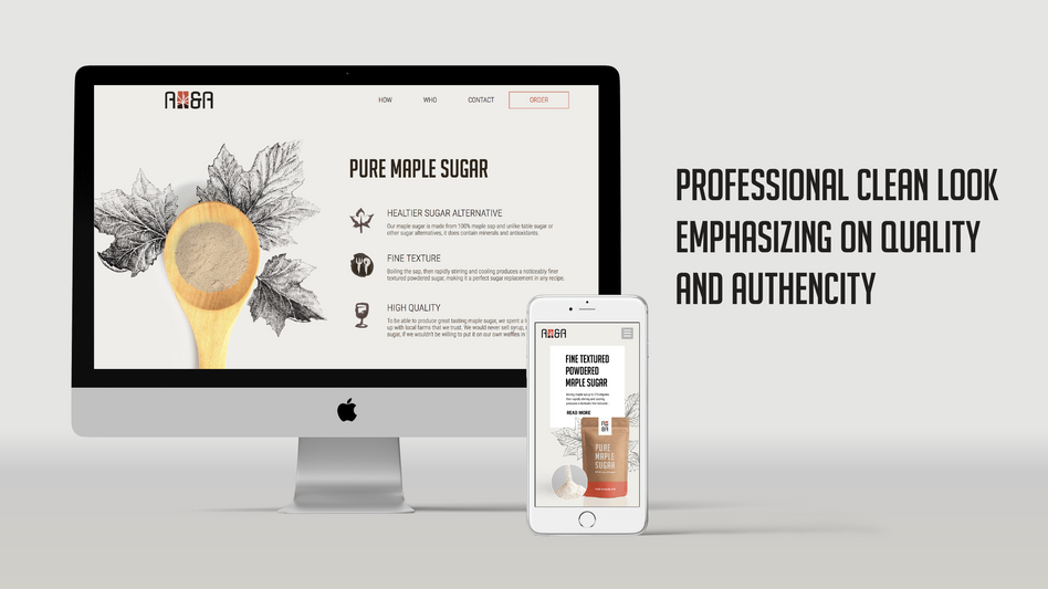Website & Mobile