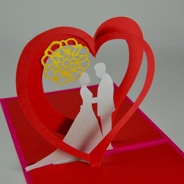 L'arche des amoureux