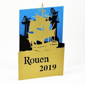 Voeux Rouen 2019
