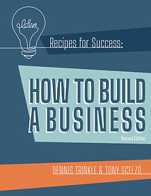 Recipes for Success: How to Build a Business