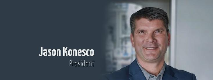 Perceivant announces the appointment of Jason Konesco as President.