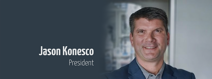 Perceivant announces the appointment of Jason Konesco as President.