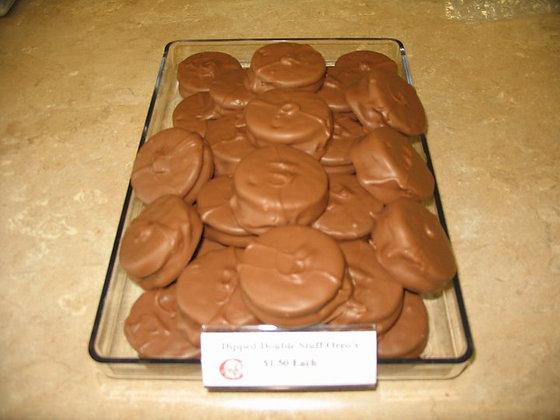 Milk Chocolate Dipped Oreo's