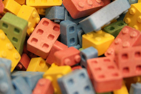Lego Candy Building Blocks