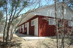 Upper Cabins & Dorms