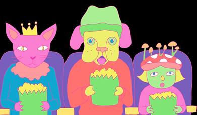 drunken-film-fest-oakland-theater-neon-b