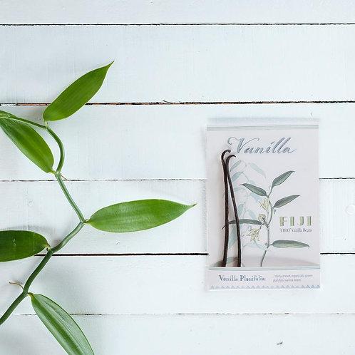 RISE BEYOND THE REEF Organic Vanilla Pods