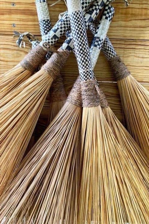 SASA BROOM Woven handle