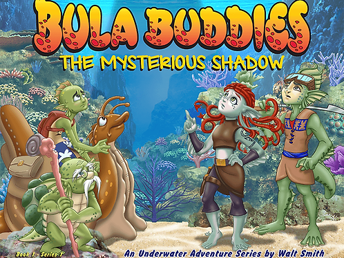 BULA BUDDIES The Mysterious Shadow