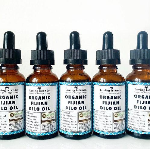 LOVING ISLANDS Organic Dilo Oil 40ml