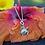 Thumbnail: ADORN Tapa Turtle Charm Necklace