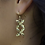 Thumbnail: ADORN Frangipani Bua Earrings - Silver or Gold