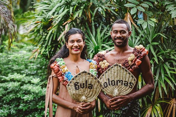 Wedding fans Fiji Wedding Favours The Pr