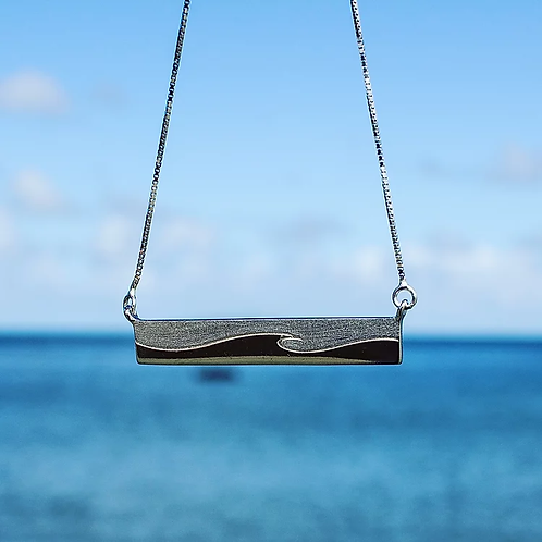 ADORN Waitui Wave Necklace