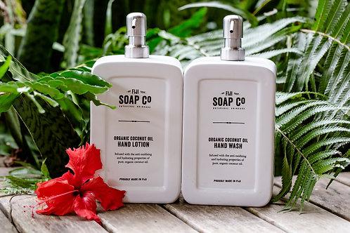 FIJI SOAP CO Organic Hand Wash 1L