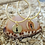 Thumbnail: ADORN Seahorse Hoop Earrings
