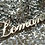 Thumbnail: ADORN Lomani Love Necklace - Silver or Gold