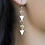 Thumbnail: ADORN Shark Tooth Earrings - Silver or Gold
